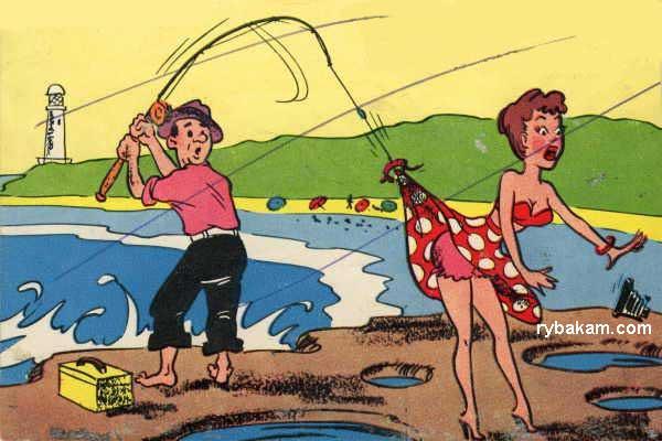 юмор рассказы про рыбалку